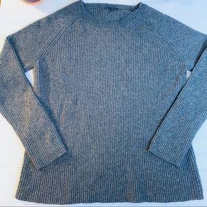 GAP Men's Grey Knit Sweater